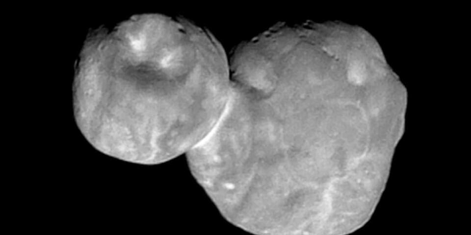 Ny forskning ger stöd åt teorin om att det kan ha gått betydligt lugnare till när planeter bildades än vad man tidigare trott. Arkivbild.