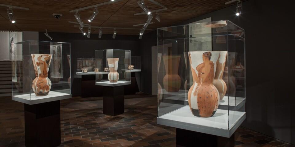 Det danska konstmuseet Louisiana inleder sitt 60:e år med en stor utställning med Picassos keramik.