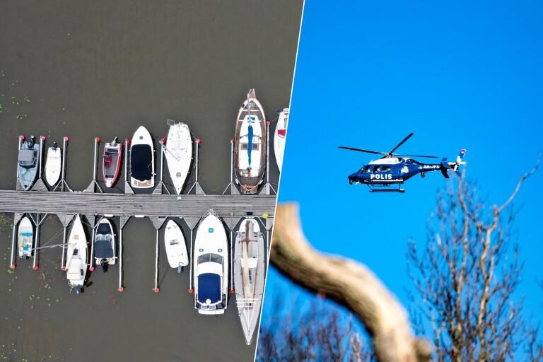 """Båt beslagtagen i utredningen – misstänkt kidnappare: """"Träffades i fem minuter på kvällen"""""""
