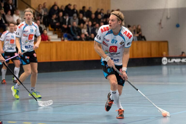 Markus Eriksson, Olofströms IBK.
