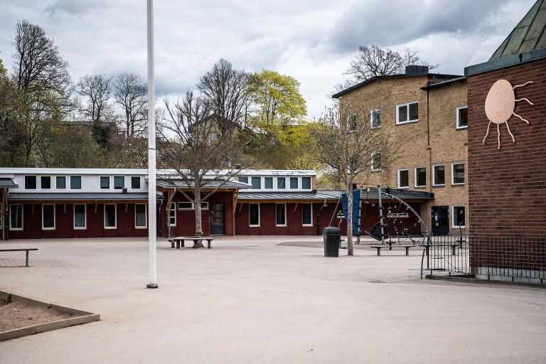 Coronautbrott på högstadieskola – en tredjedel av personalen frånvarande