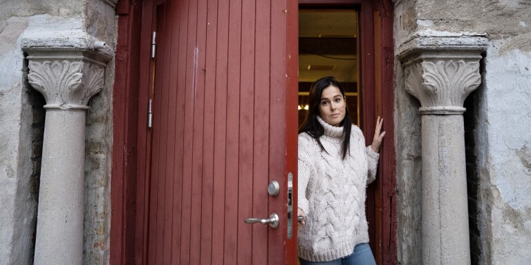 Amelie Liedberg öppnar dörren till krogarna och menar att det är coronasäkert att gästa dem.