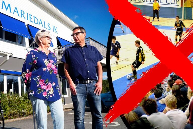 Mariedal cup ställs in – hoppas på statligt stöd