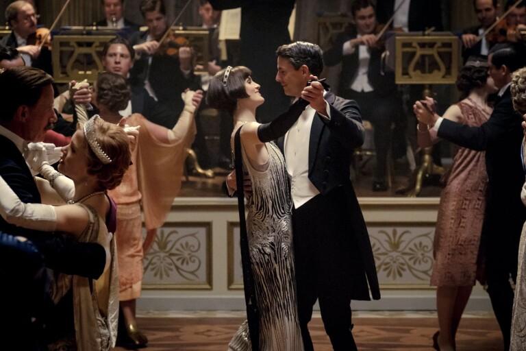 """Filmen """"Downton abbey"""" – ett fånigt men klart trivsamt tidsfördriv."""