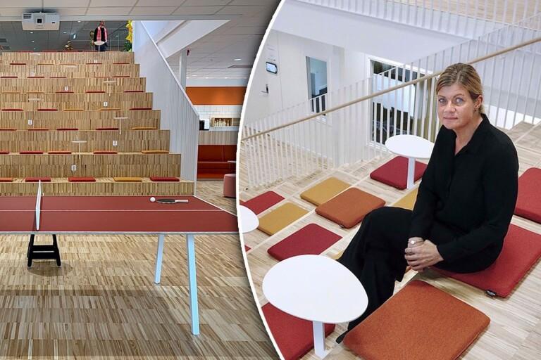 TV: Följ med in på en av Borås största arbetsplatser – som testar nytt