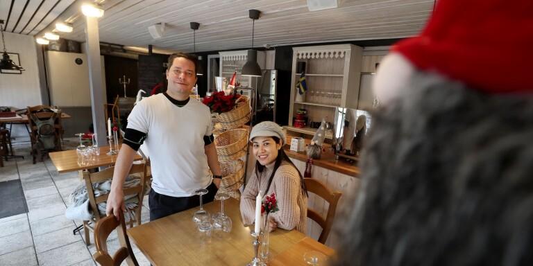 Restaurangchef i Thailand blev bistroägare i Sjöbo
