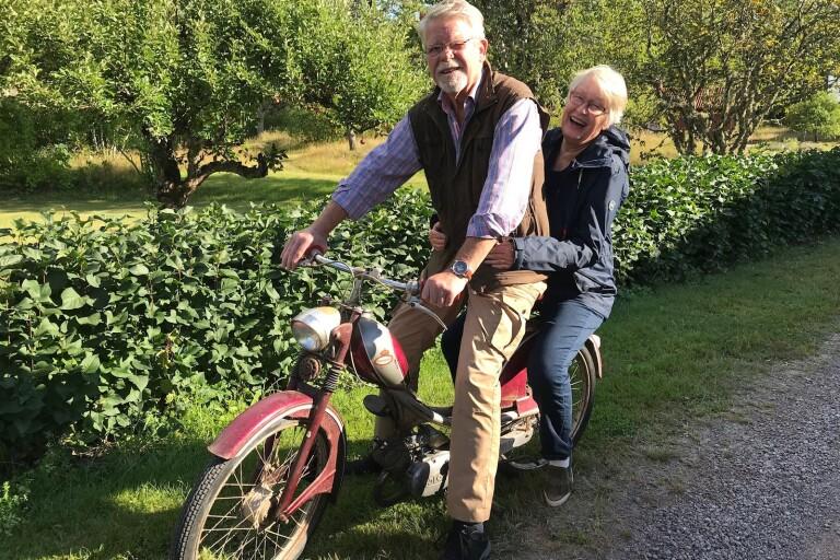 Presidentens velande gav en bonusvecka i Småland