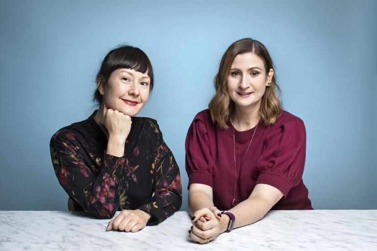 Lina Bodén och Birgitta Ohlsson berättar om spännande kvinnor.
