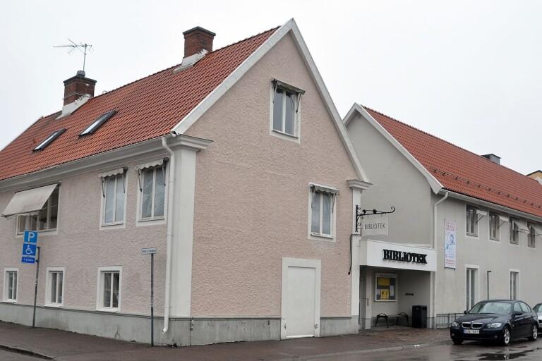Vecka 40 håller Borgholms bibliotek stängt.