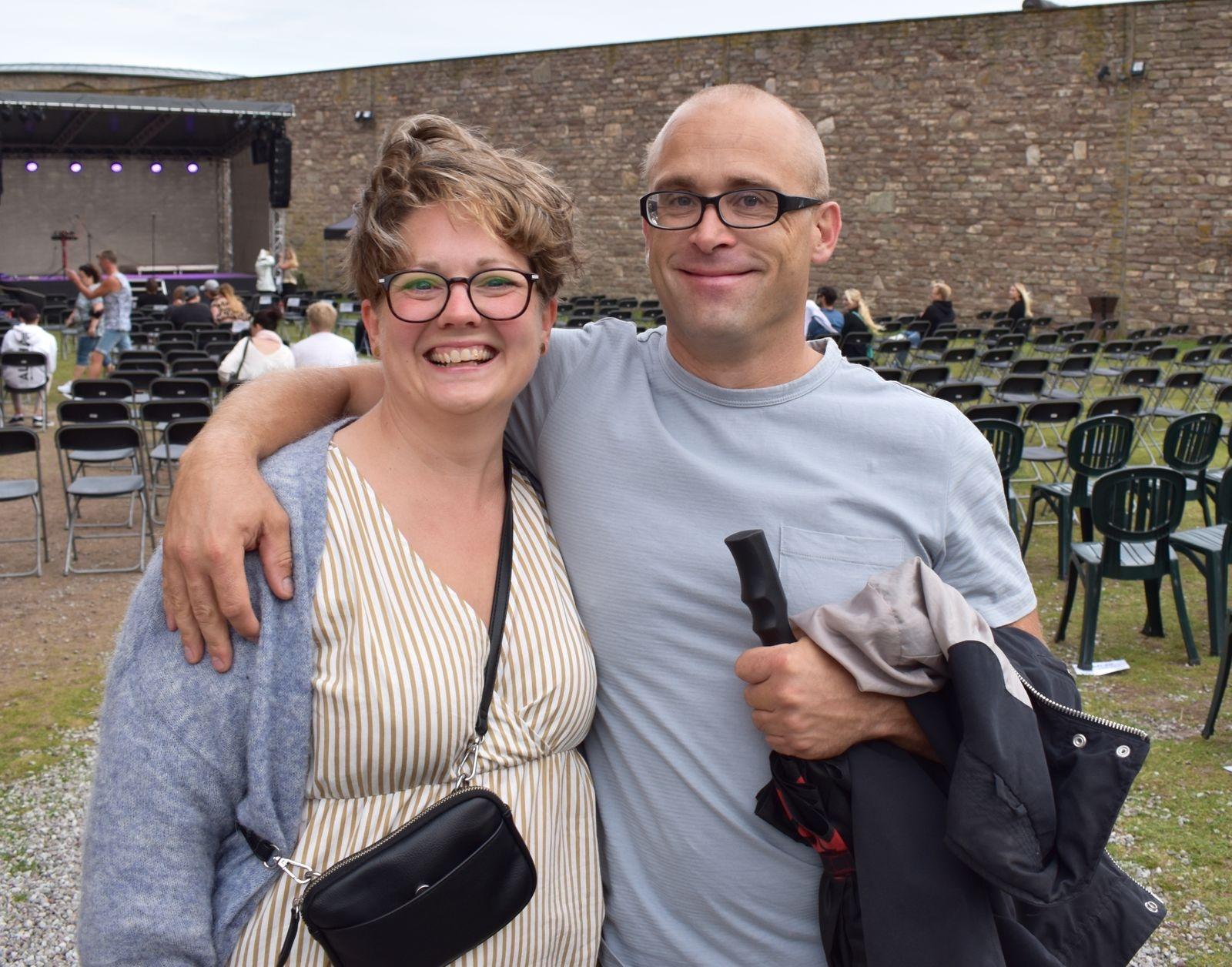 Emilie och Henrik Nilsson.