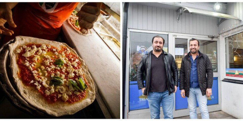 pizzeria triangeln ystad