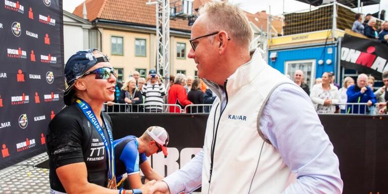 Sport: Ironman vill höja statusen med ny tv-sändning