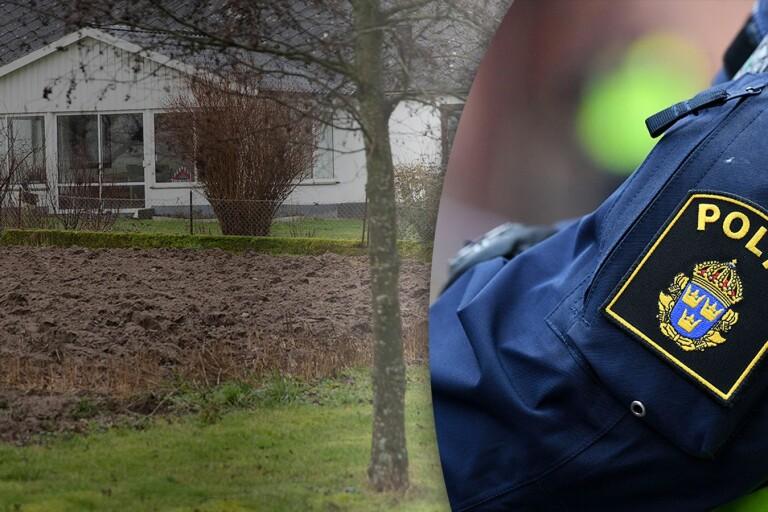 Misstänkte gårdsrånaren var efterlyst av Frivården