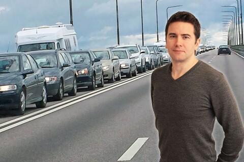 """Ledare: """"Skamligt att Trafikverket tjuvhåller på bro-statistiken!"""""""