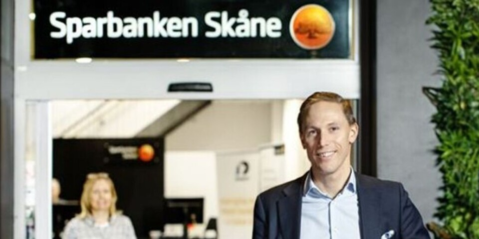 Rasmus Roos, age 42, will be Sparbanken Skåne's new CEO as from March 2021. For the present he will take over as vice-CEO.