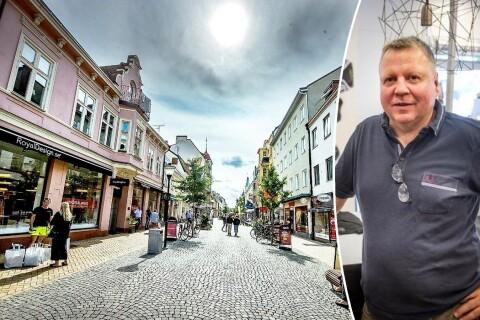 Handelsstaden kallar till akut möte om Kristianstad centrum