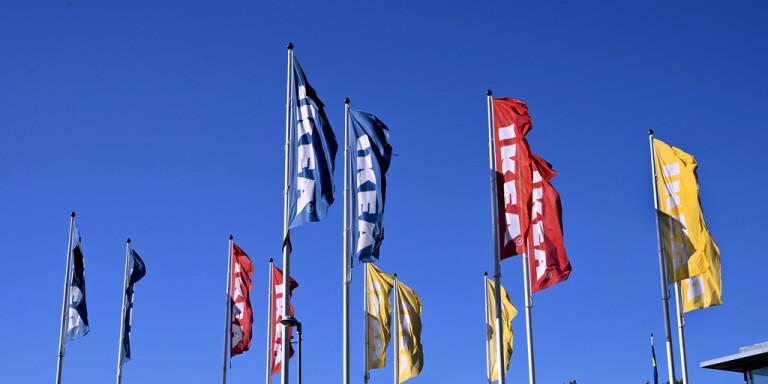Ikea i topp i svenskarnas jobbdrömmar