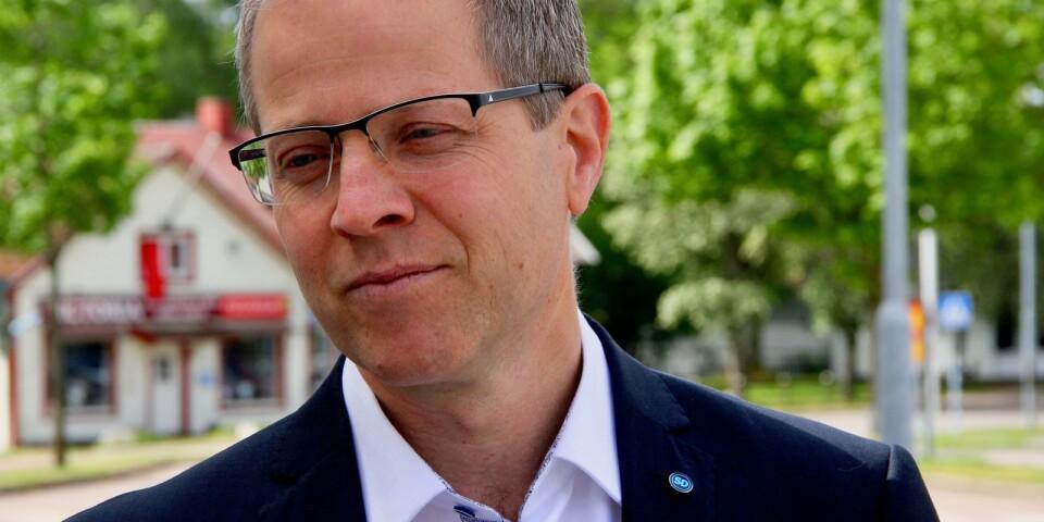 Martin Kirchberg (SD), regionråd.