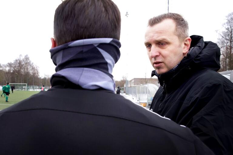 Isemt Tursic fotbollsbloggare och tränare i Äspered.
