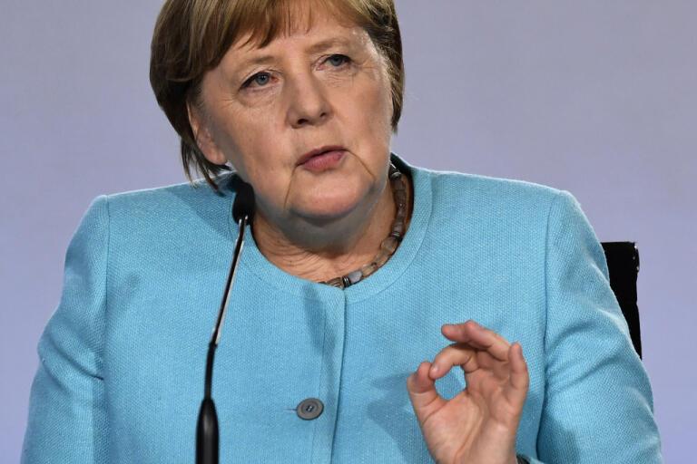 Tysklands förbundskansler Angela Merkel tillkännagav vid en presskonferens på onsdagen att regeringen kommit överens om ett stimulanspaket på 130 miljarder euro (cirka 1|350 miljarder kronor).