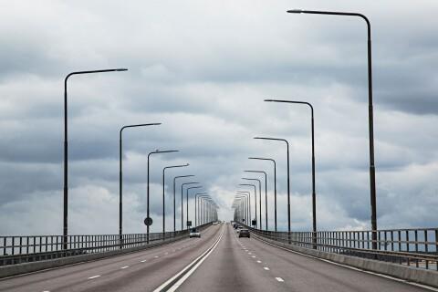 Arbetet på bron inte klart i tid – förlängs med flera månader