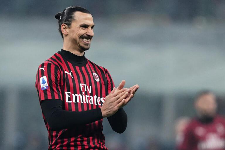 Zlatan Ibrahimovic var första halvleks mest framträdande spelare i derbyt mot Inter. Men hans Milan tappade 2–0 till 2–4 i andra halvlek.