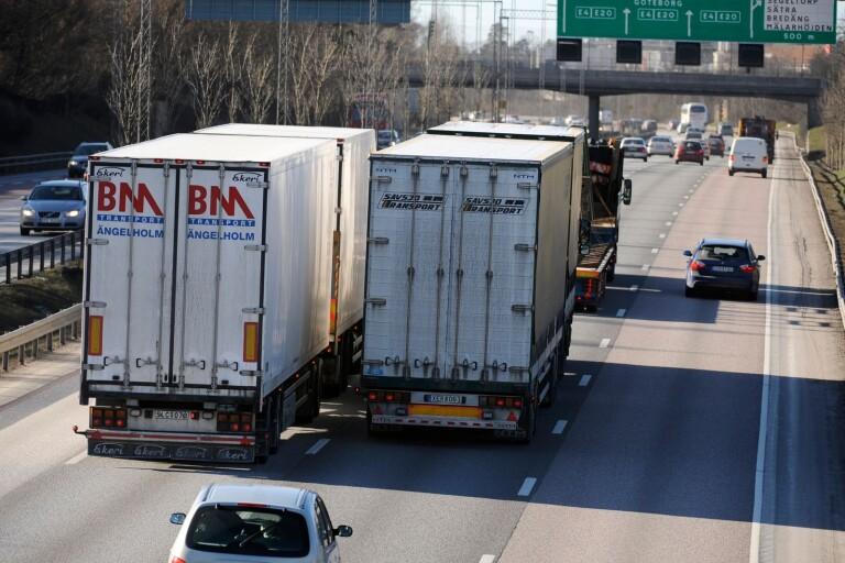 Hotet mot transporterna måste lösas på EU-nivå