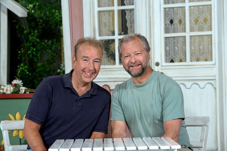Stefan Gerhardsson och Krister Klason.