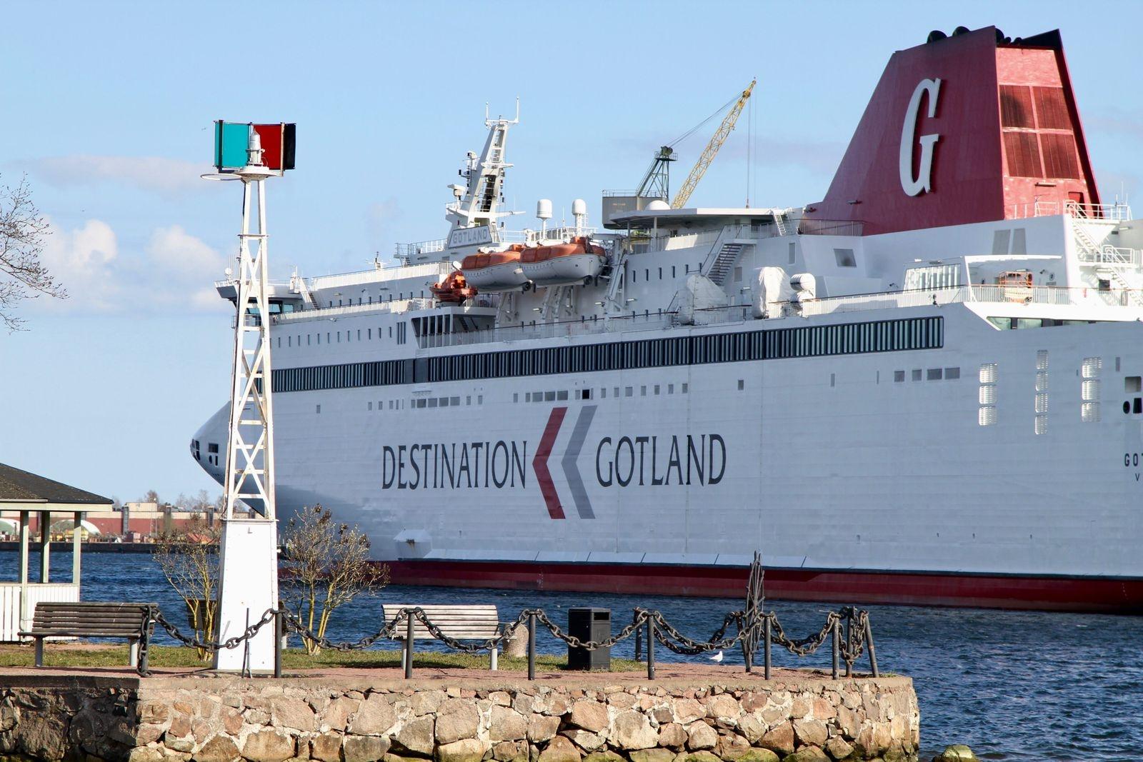 Destination Gotlands bokningssystem ligger nere