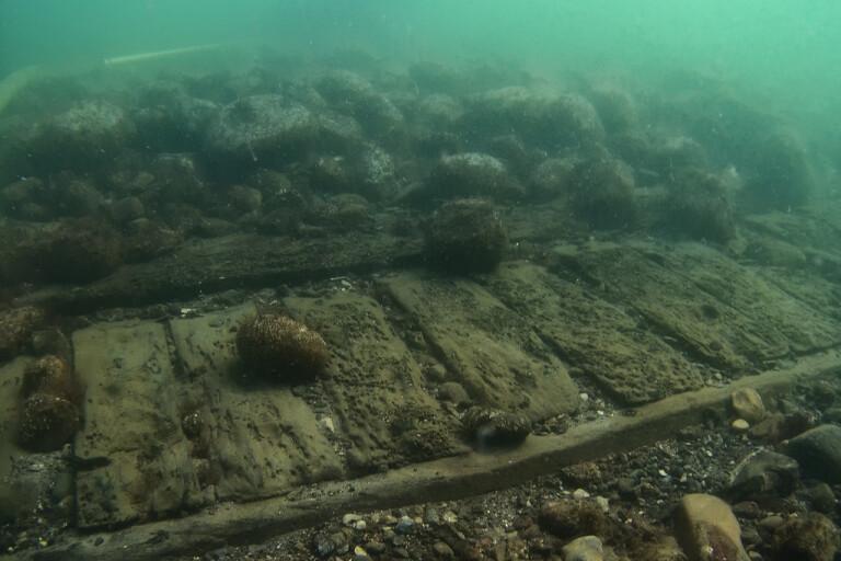 Sjunket krigsskepp funnet utanför Danmark