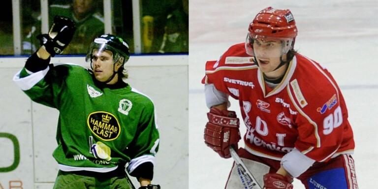 Mattias Persson har levererat poäng både för Tingsryds AIF och Troja/Ljungby.