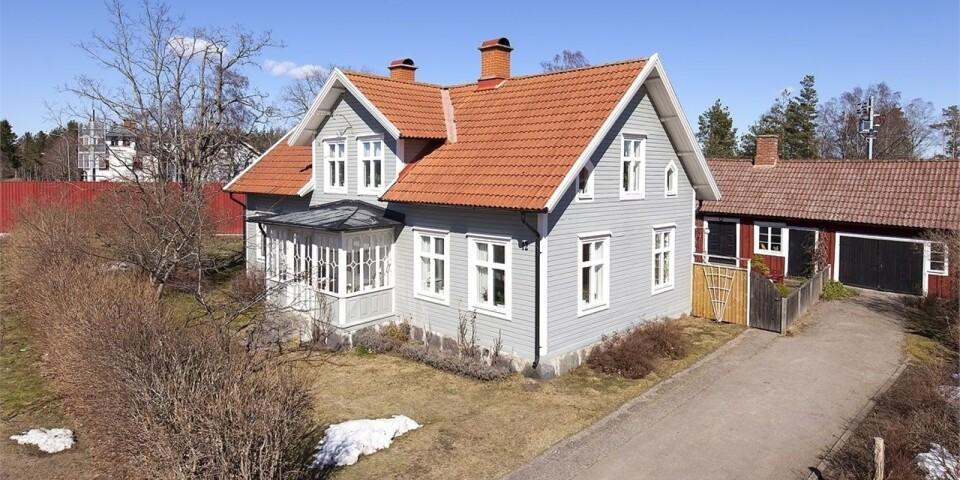 9. Kristvallavägen 12, Trekanten, Kalmar. Boyta: 199 kvadratmeter. Utropspris: 2 590 000 kr.
