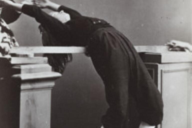 Carl Jacob Malmberg, ur serien gymnastik cirka 1875.