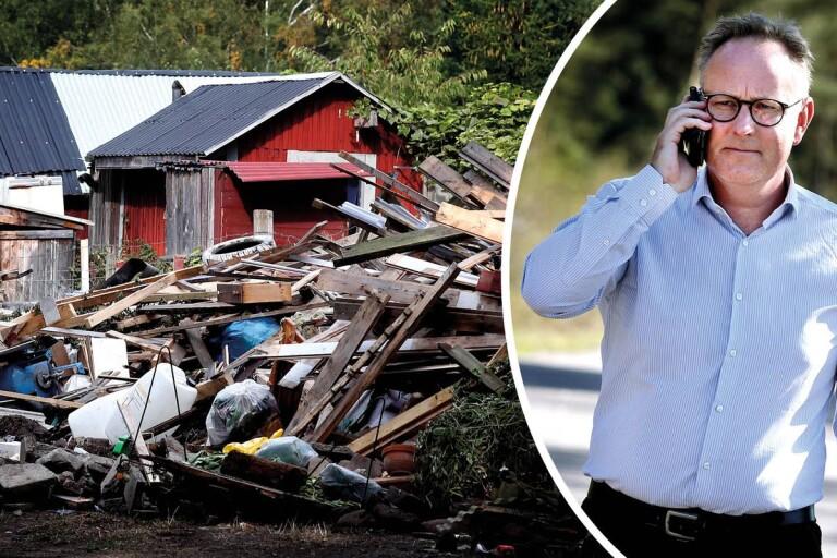 """Johan Persson vill ta omtag i odlingsbråk: """"Känns inte bra"""""""