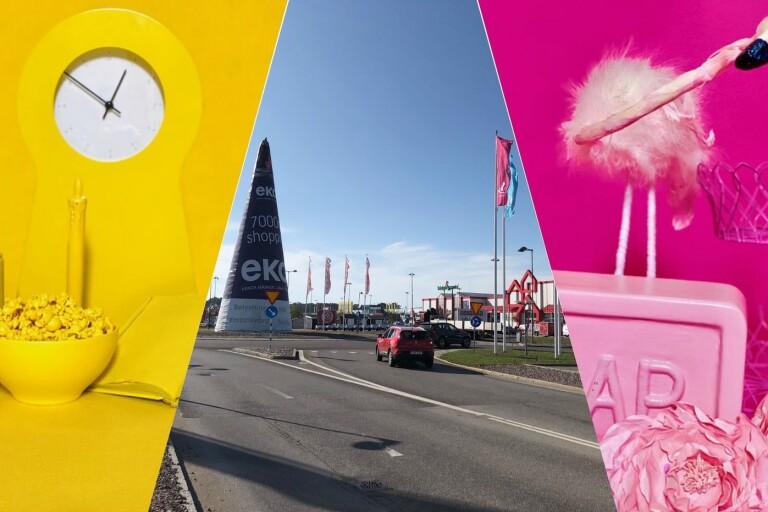 Hansa city först i Sverige med interaktiv utställning
