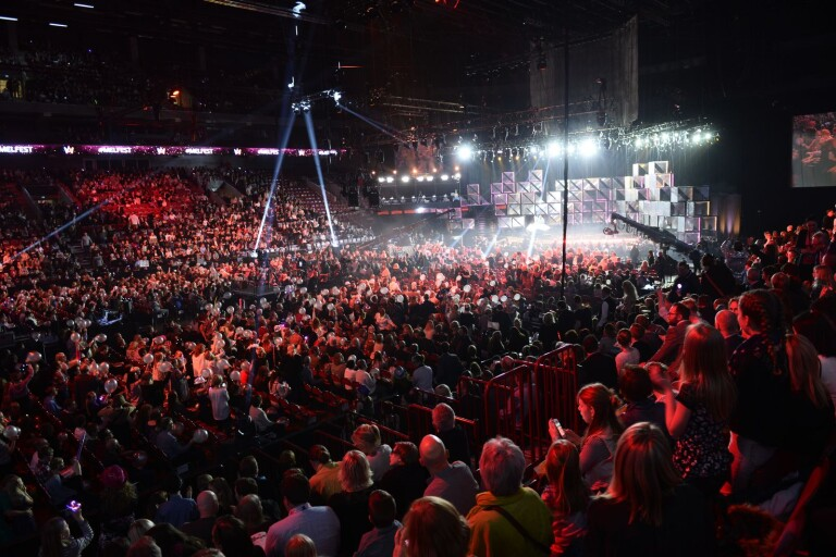 Nu är det klart: Hit kommer Melodifestivalen nästa år
