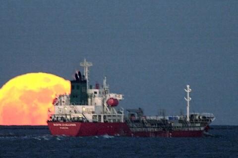 Fartygens klimatutsläpp fortsätter att öka