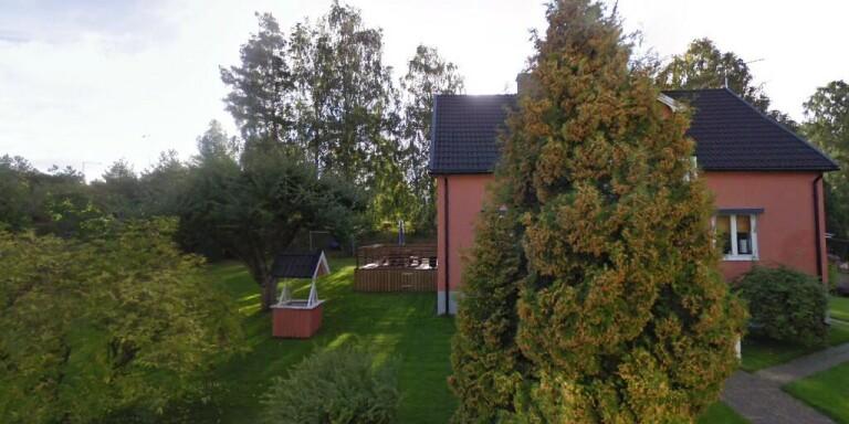 138 kvadratmeter stort hus i Växjö sålt till nya ägare