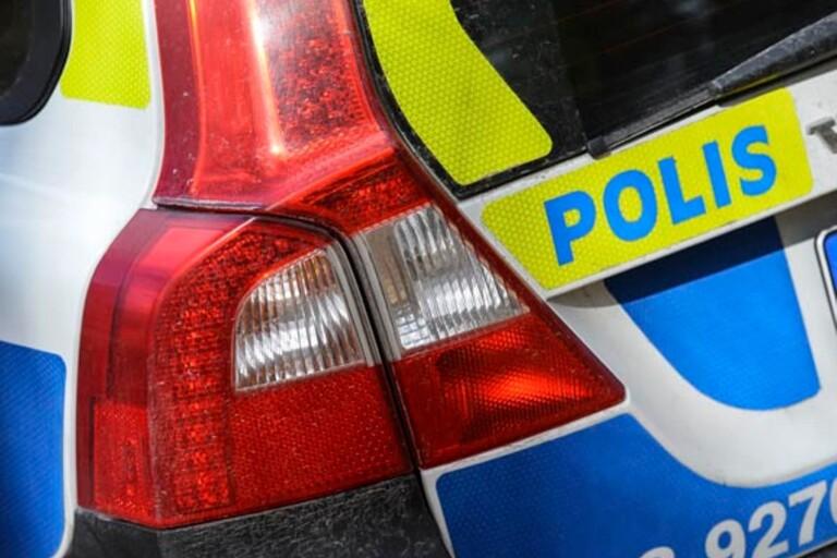Trafiktumult: Bilförare i slagsmål efter krock