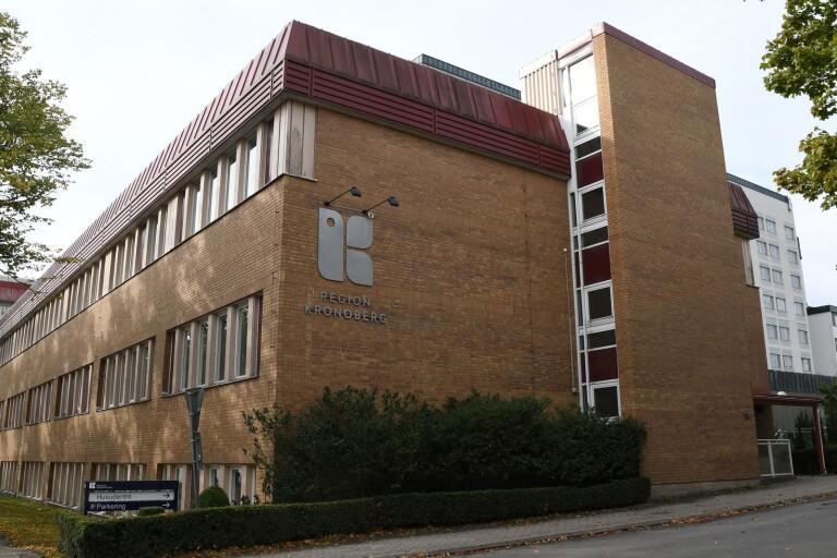 Nytt stort sjukhus byggs i Växjö