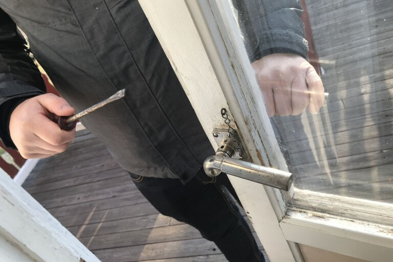 Inbrott i Tunbyholmstrakten
