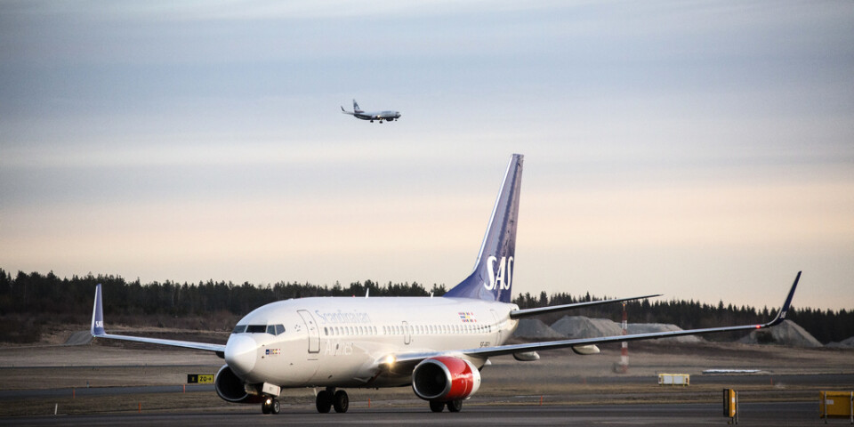 Swedavia driver totalt tio flygplatser i Sverige. Arlanda är den största.