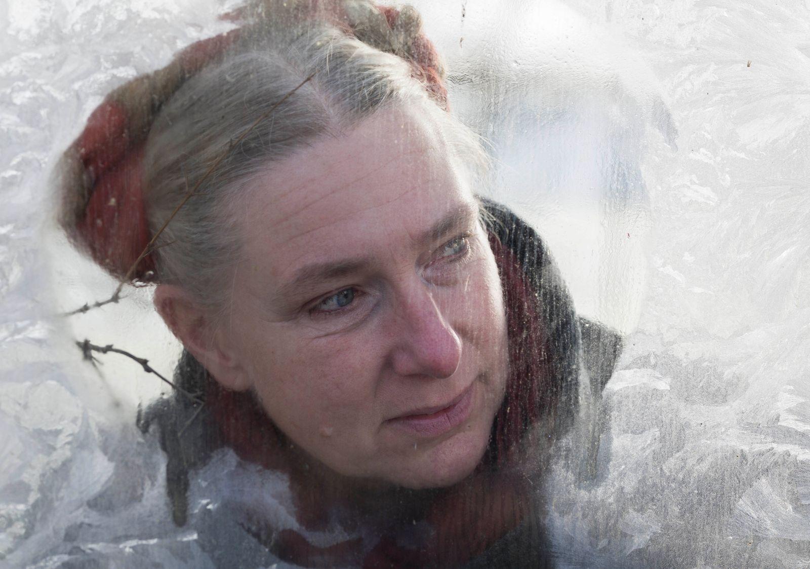 Marie Mandelmann, rikskändis och ekologisk jordbrukare, Rörum