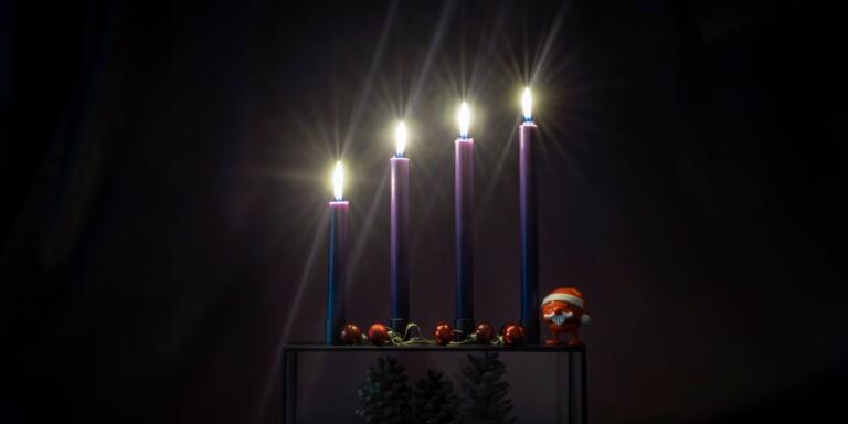Stort strömavbrott i Åhus – mitt i julstöket