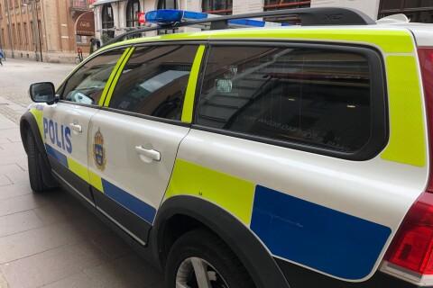 """Blåljus: Två anhållna efter grova rånet i Kalmar: """"Fler inblandade"""""""