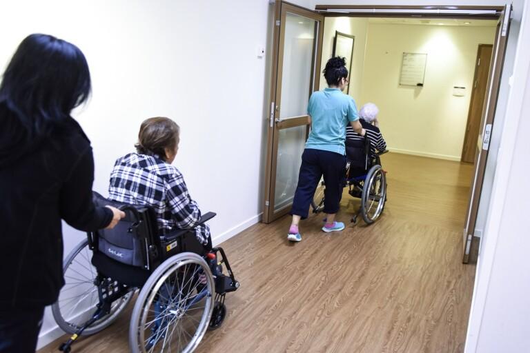Debatt: Borås måste undvika kris i äldrevården