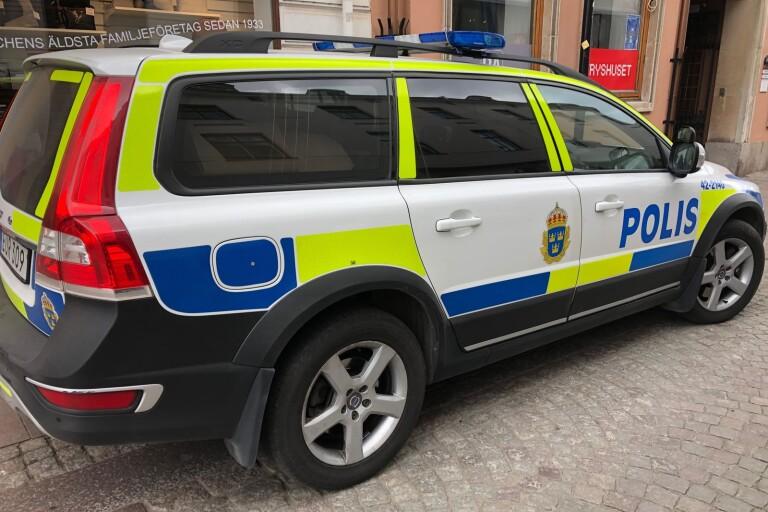 Flera fall av ofredande i Emmaboda