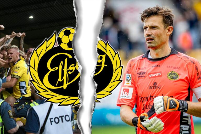 Kevin Stuhr Ellegaard har fått beskedet att han inte längre är välkommen i Elfsborg.