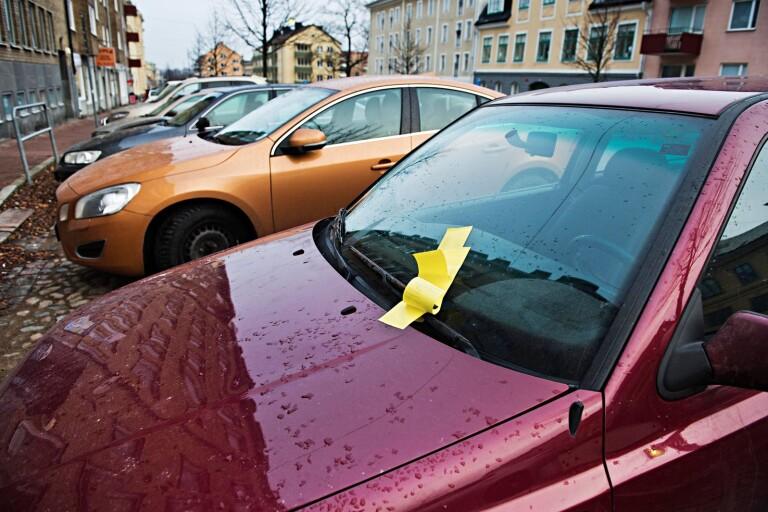Fem vanliga parkeringsmissar – så undviker du böter