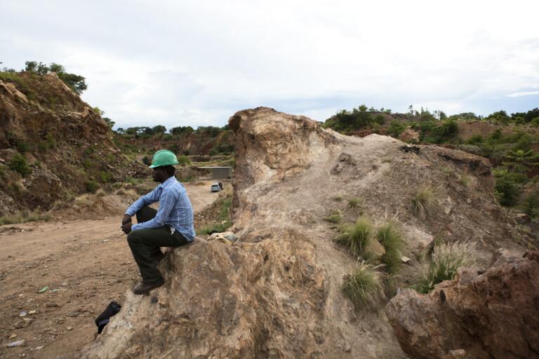 Tiotals saknas efter gruvolyckan i Zimbabwe